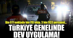 Türkiye Trafik Güvenliği Uygulaması